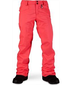 Volcom Logic Snowboard Pants Firecracker