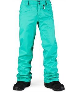 Volcom Logic Snowboard Pants Island Green