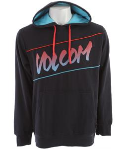 Volcom Mags Hoodie Dark Navy