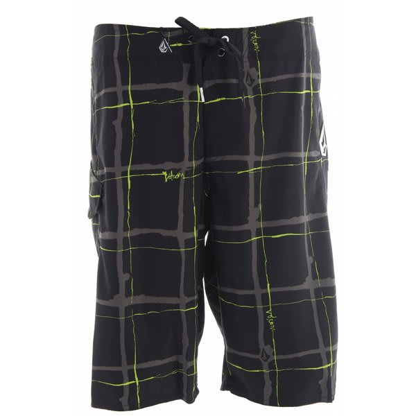 Volcom Maguro Plaid Boardshorts