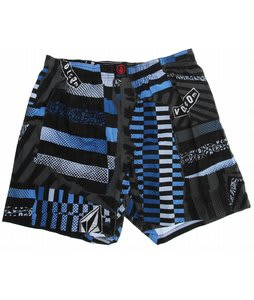 Volcom Maguro 2 Woven Boxers Shadow Grey