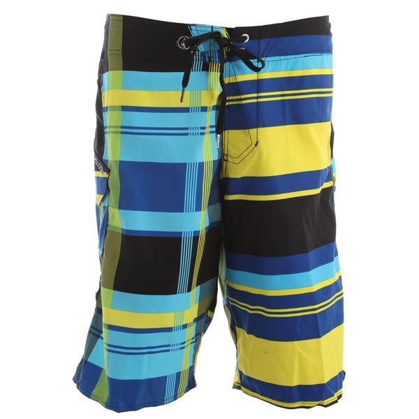 Volcom Maguro Half Plaid Boardshorts