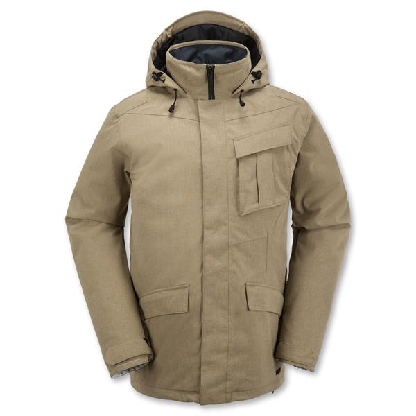 Volcom Mails Insulated Snowboard Jacket