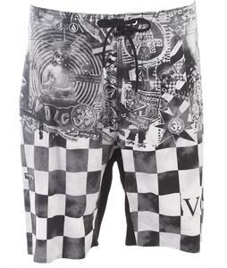 Volcom Manic Mod Boardshorts Grey