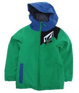 Volcom Mars Insulated Snowboard Jacket Poison
