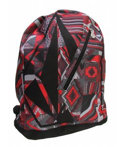 Volcom Messaround Backpack Black