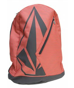 Volcom Messaround Backpack Cayenne Red