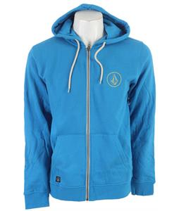 Volcom Minicircle Hoodie Electric Blue