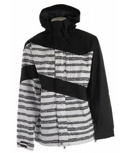 Volcom Mirror Snowboard Jacket Logo Stripe