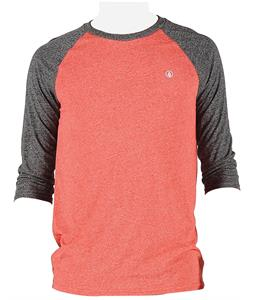 Volcom Mock Twist 3/4 Sleeve Raglan