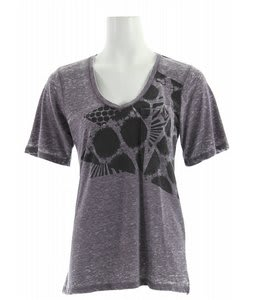 Volcom Moddayze Pocket T-Shirt Gothic Grape Heather