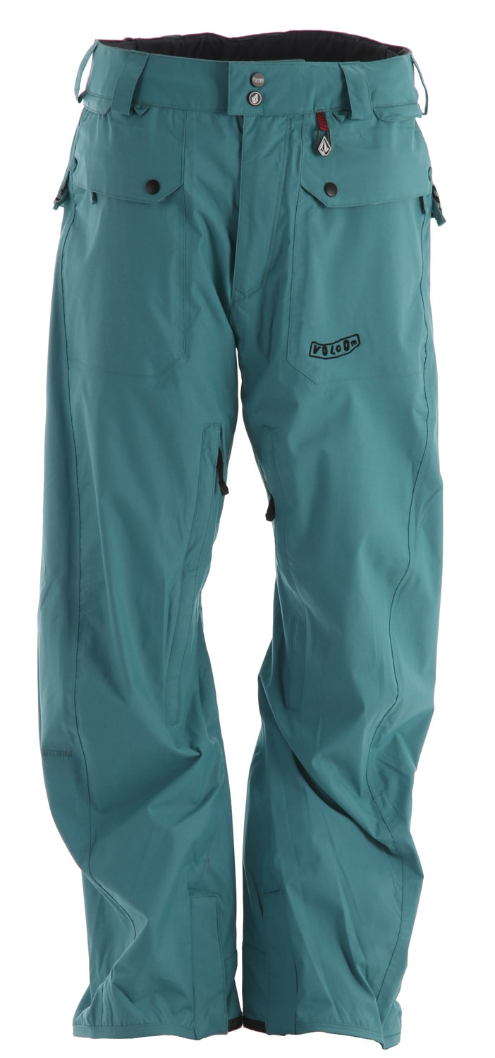 Shop for Volcom Modern Snowboard Pants Mouth Wash - Men's