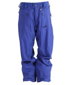Volcom Modern Snowboard Pants Strobe Blue
