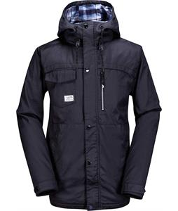 Volcom Monrovia Ins Jacket Black