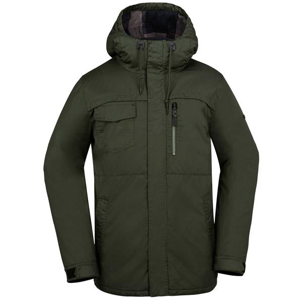 Volcom Monrovia Insulated Snowboard Jacket