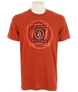 Volcom Morphing T-Shirt Auburn Heather