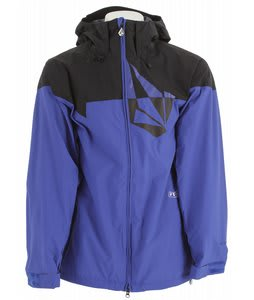 Volcom Multistone Snowboard Jacket Blue