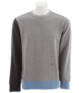 Volcom Nads Sweater Heather Grey