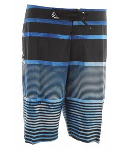 Volcom Nanolater Boardshorts Blue