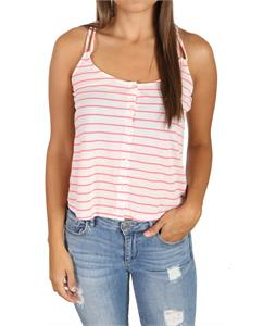 Volcom Neon Slice Cami Top Electric Pink