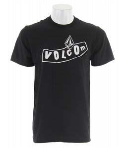 Volcom New Pistone Basic T-Shirt Black