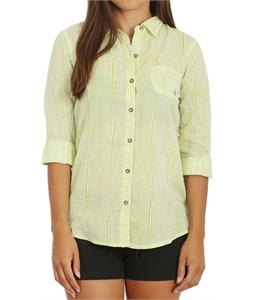 Volcom Not So Classic 2 Shirt Acid Lime