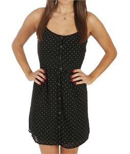 Volcom Not So Classic Dress Black