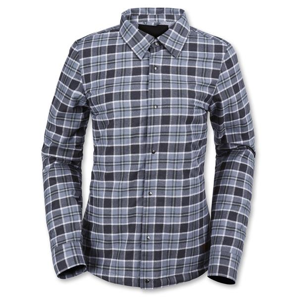 Volcom Nourish Ins. Flannel Jacket
