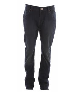 Volcom Nova Jeans Dark Room Stretch