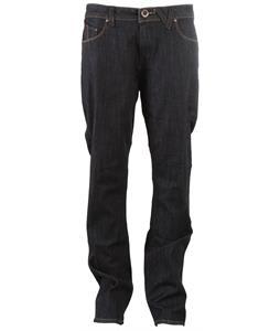 Volcom Nova Solver Jeans Rinsed Indigo