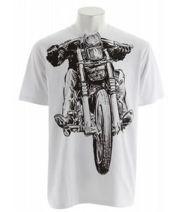 Volcom One Percenter T-Shirt White