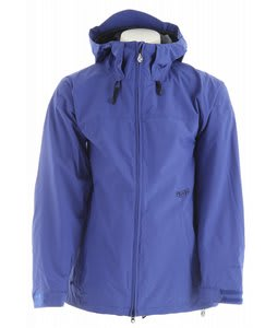 Volcom One4Zero Snowboard Jacket Strobe Blue