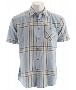 Volcom Open Void Shirt Pale Blue
