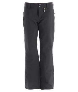 Volcom Opera Insulated Snowboard Pants Graphite