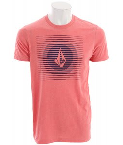 Volcom Opticalill T-Shirt Pomegranate Heather