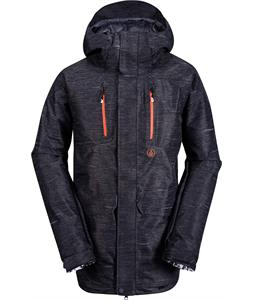 Volcom Oxnard Snowboard Jacket Black