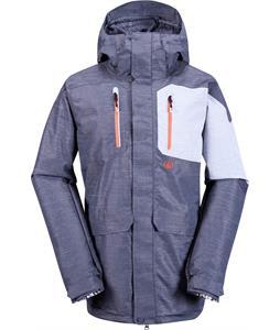 Volcom Oxnard Snowboard Jacket Charcoal