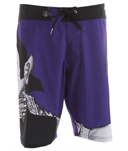 Volcom Ozzie FA Boardshorts Purple Flash