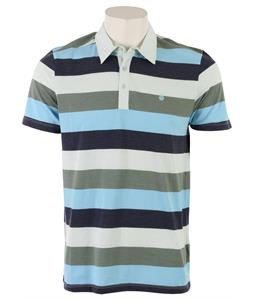 Volcom Paco Stripe Polo Ice