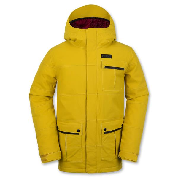 Volcom Pat Moore Insulated Snowboard Jacket