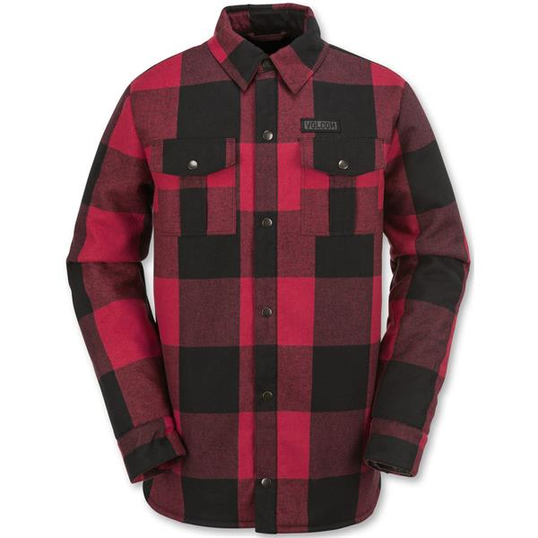 Volcom Pat Moore Sherpa Flannel