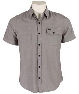 Volcom Paxton Shirt Dark Grey