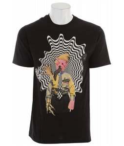 Volcom Poodle T-Shirt Black