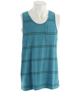Volcom Preppolo Tank Ocean
