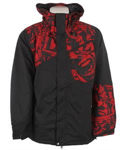 Volcom Profile Insulated Jacket Blood Red