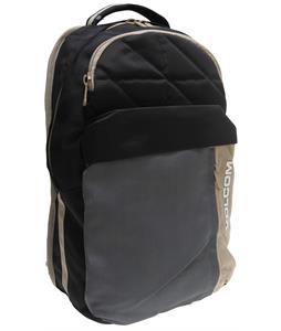 Volcom Prohibit Backpack Black Charcoal 23L