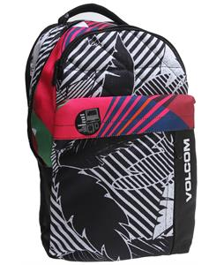 Volcom Prohibit Backpack Teal Green 23L