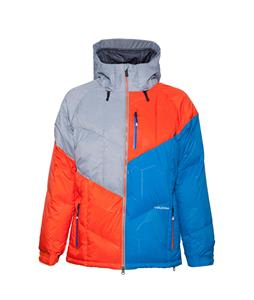 Volcom Puff Puff Give Tech Down Snowboard Jacket
