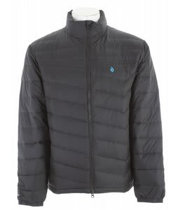 Volcom Puff Puff Give Jacket Black
