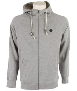 Volcom Pulli Classic Slim Zip Hoodie Heather Grey